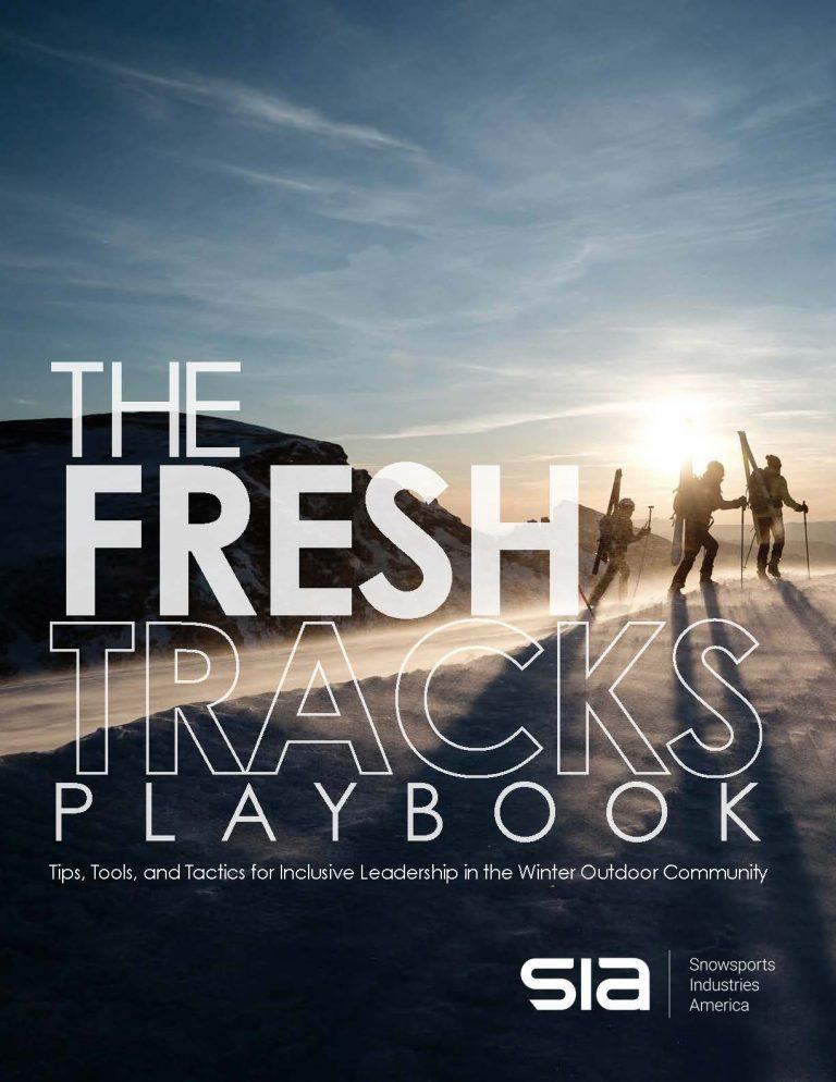 The Fresh Tracks Playbook - April 2021